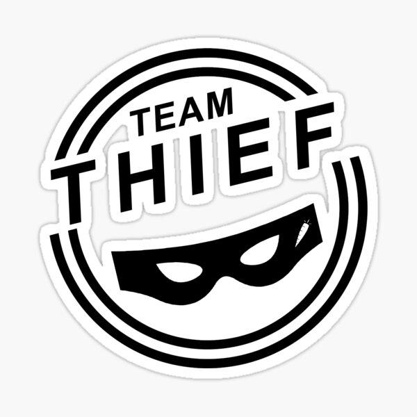 Team Thief Sticker