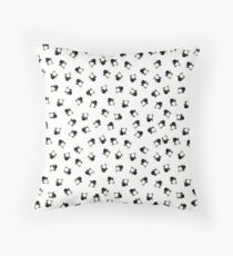 Penguins! Throw Pillow