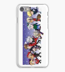 Yu-Gi-Oh! Christmas  iPhone Case/Skin