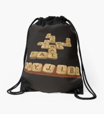 KWIJIBO Drawstring Bag