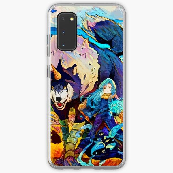 Colorful Doggo Samsung Galaxy Soft Case