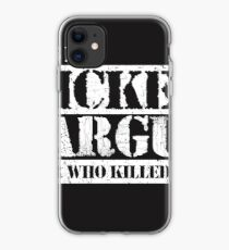 Lets Not Bicker iPhone Case