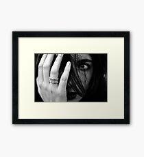 Heart & Soul & Peace Framed Print