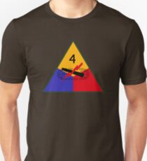 4th Armored Division (United States) T-Shirt