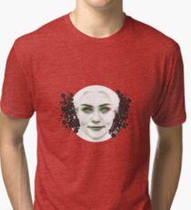 Girl 1 Tri-blend T-Shirt