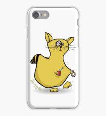 Funny cat iPhone Case/Skin