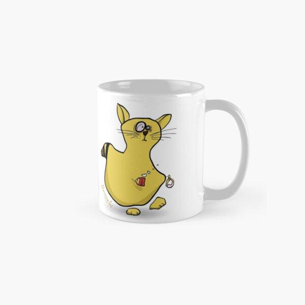 Funny cat Classic Mug