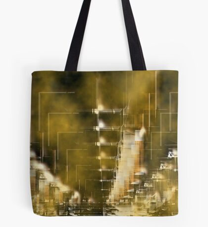 City by night 13 Tote Bag