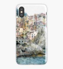 Vernazza iPhone Case