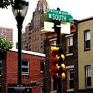 south st. sign by Deweyreg