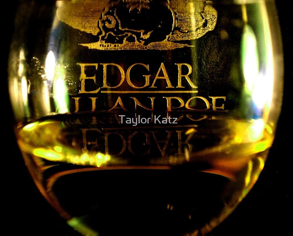 Edgar Allan Poe by Taylor Katz