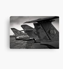 Tails of Bygone Days Canvas Print