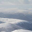 Cairngorm Mountains, Scotland by Teuchter