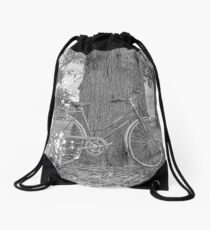 Lovely Classique speedwell bicycle. Drawstring Bag