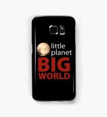 Little Planet - Big World Samsung Galaxy Case/Skin