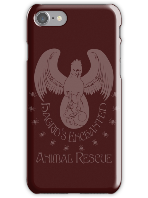 Hagrid's Enchanted Animal Rescue by Rhonda Blais