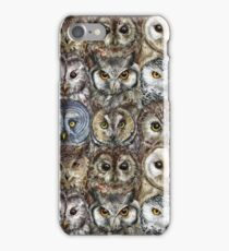 Owl Optics iPhone Case/Skin