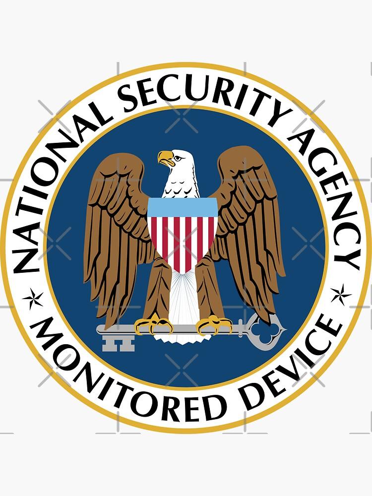 NSA Monitored Device by adidabu