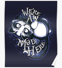 Cheshie - Mad Tea Party Poster