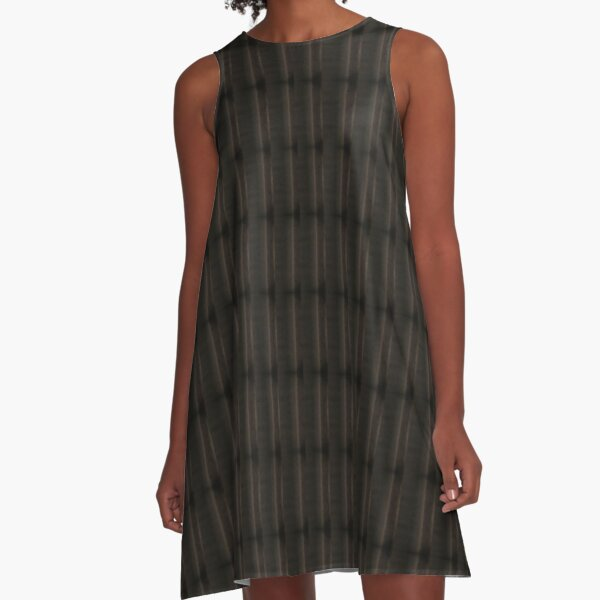 Unsueded A-Line Dress