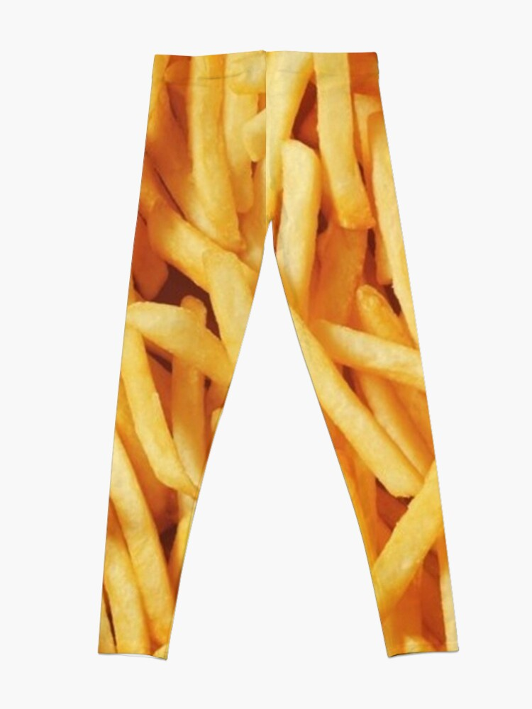 Alternate view of French Fries Leggings