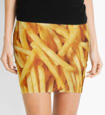 French Fries Mini Skirt