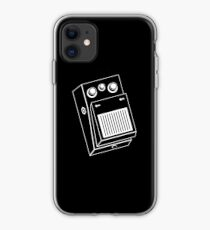Guitar Effects Pedal iPhone Case