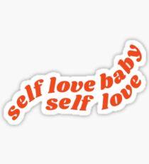 Selbstliebe Baby Selbstliebe Sticker
