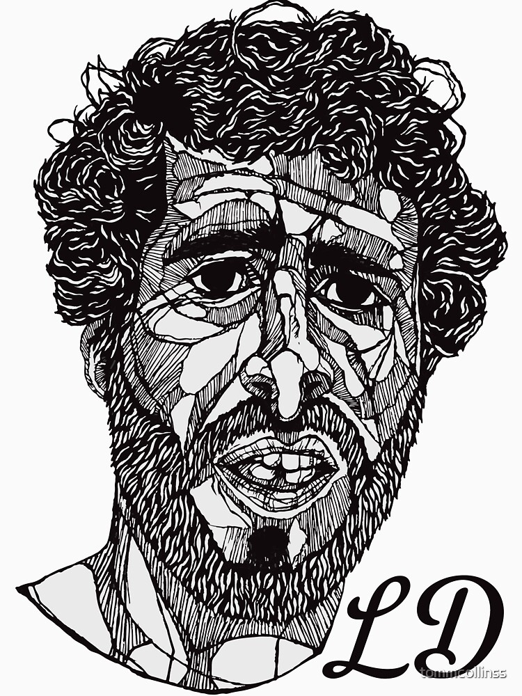 Lil Dicky - Lines Initialed by tommcollinss
