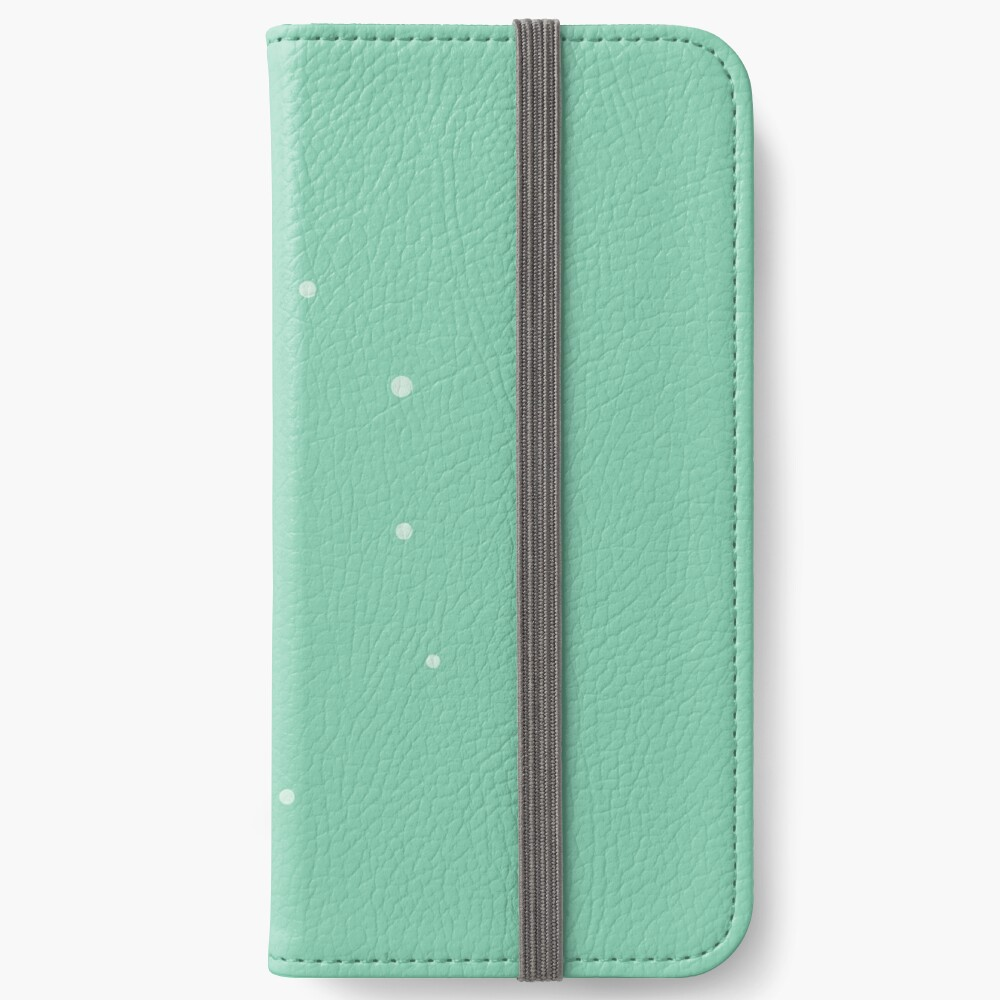 Save The Manatees! iPhone Wallet