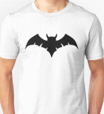 Owlman Logo - Black T-Shirt