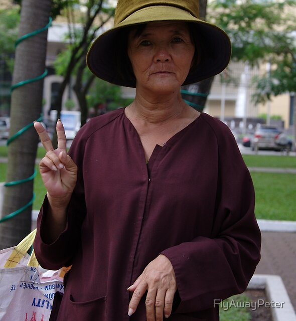 Saigon by FlyAwayPeter