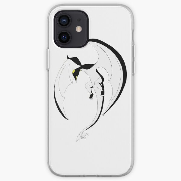 The Penguin-Dragon (Second evolution) iPhone Soft Case