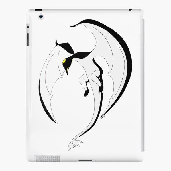 The Penguin-Dragon (Second evolution) iPad Snap Case