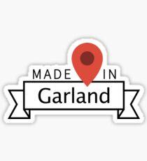 Garland Sticker
