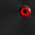 Rotes Auge Uzumaki von ChessJess