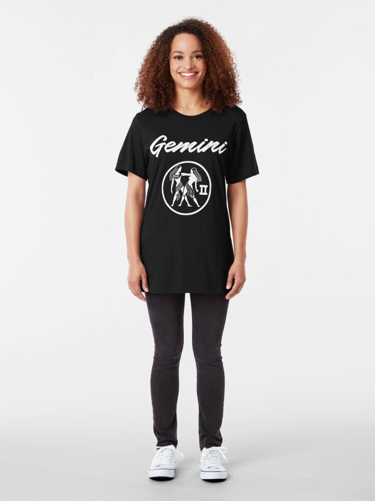Alternate view of Gemini T-Shirt Slim Fit T-Shirt