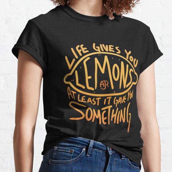 AJR - When Life Gives You Lemons Classic T-Shirt