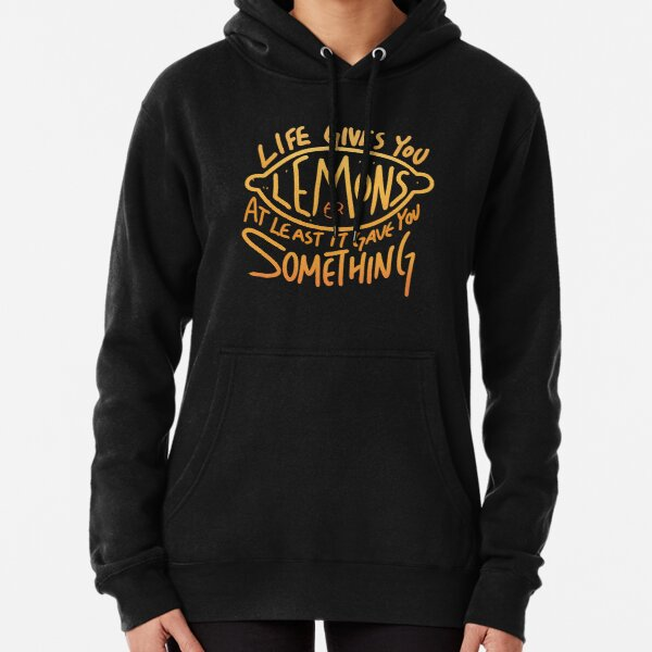 AJR - When Life Gives You Lemons Pullover Hoodie