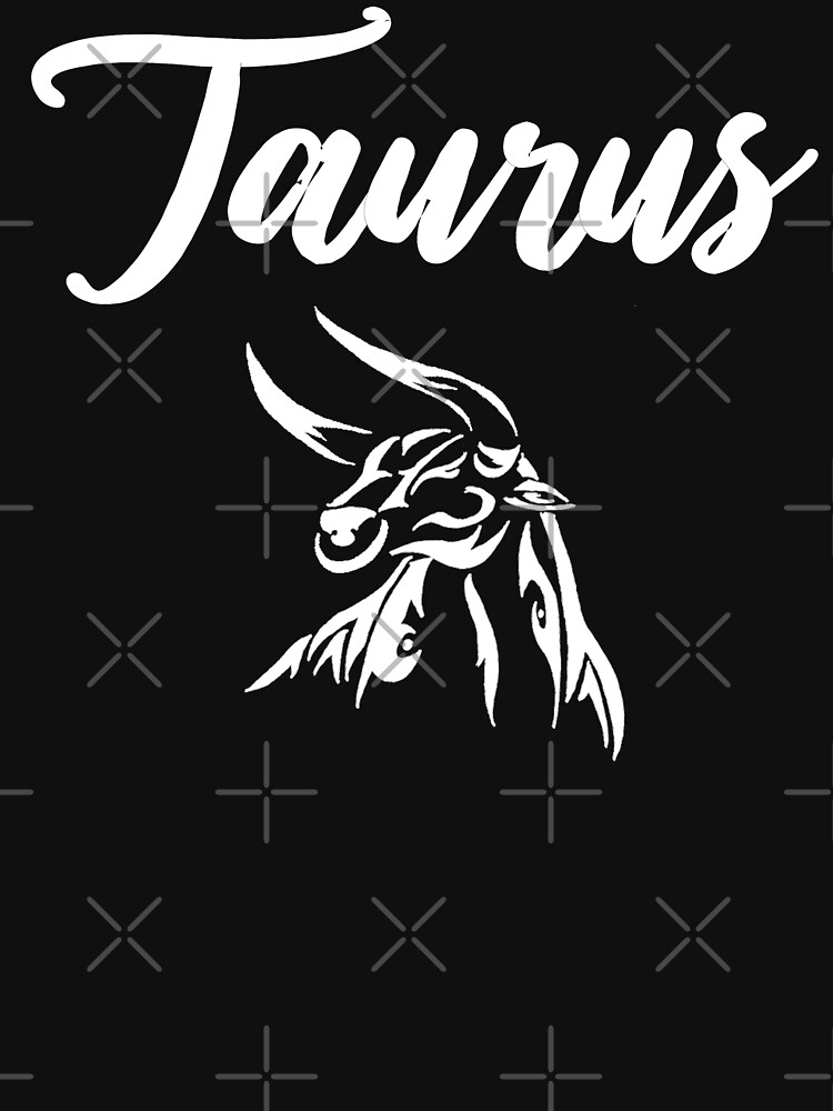 Taurus T-Shirt by Mbranco