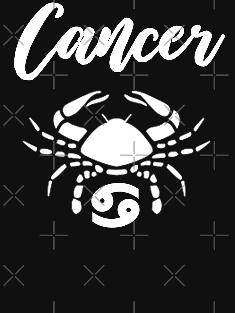 Cancer T-Shirt by Mbranco