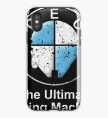 The Ultimate Flying Machine iPhone Case