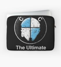 The Ultimate Flying Machine Laptop Sleeve