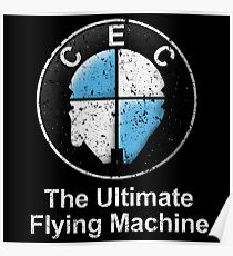 The Ultimate Flying Machine Poster