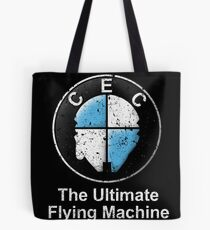 The Ultimate Flying Machine Tote Bag