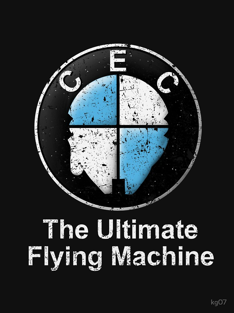 The Ultimate Flying Machine by kg07