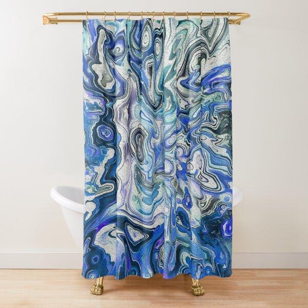 Bluestone 5 Shower Curtain
