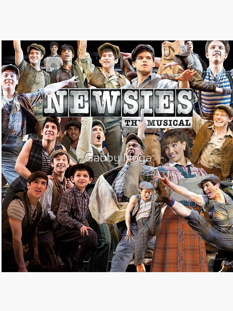 Noticias en el collage de fotos de Broadway de gobbythefansie