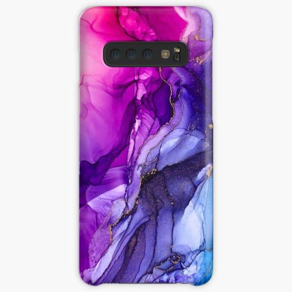 Abstract Vibrant Rainbow Ombre Samsung Galaxy Snap Case