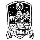 Live Free by bangart